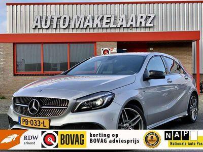 tweedehands Mercedes A160 AMG Edition ZGA NIEUW NAP GARANTIE