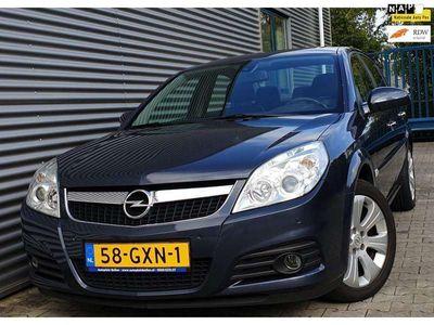 tweedehands Opel Vectra 1.9 CDTi Executive 09-2008 Metro Blue Metallic Nette auto!!