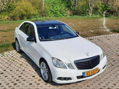 tweedehands Mercedes E200 200 CDI Bns Cl. Eleg Aut7