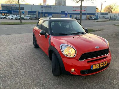 tweedehands Mini Cooper S Countryman Cooper S Countryman 1.6 All4 2011 Rood Pepper