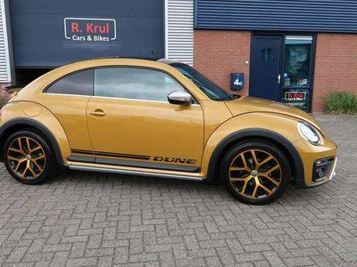 tweedehands VW Beetle 1.2 TSI Dune Navigatie Xenon Airco-ecc Cruisecontr
