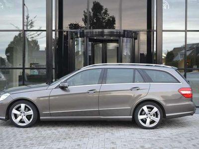 tweedehands Mercedes E200 Estate CDI AMG pakket