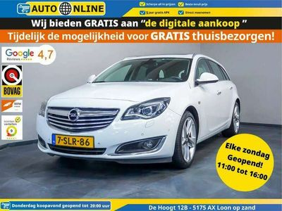 tweedehands Opel Insignia Sports Tourer 1.6 T Cosmo