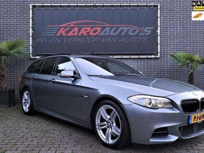 tweedehands BMW M550 550 Touring xd AUT Pano Xenon Leer Navi H-up Vol