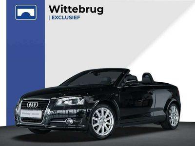 tweedehands Audi A3 Cabriolet 1.2 TFSI Advance Sport   S Line   Windscherm   Xenon Plus   Navigatie
