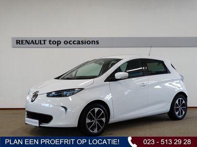 tweedehands Renault Zoe Q90 Intens 41kWh(Batterijhuur) €2000,- Subsidie