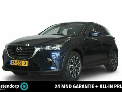 tweedehands Mazda CX-3 2.0 SkyActiv-G 120 Sport Selected