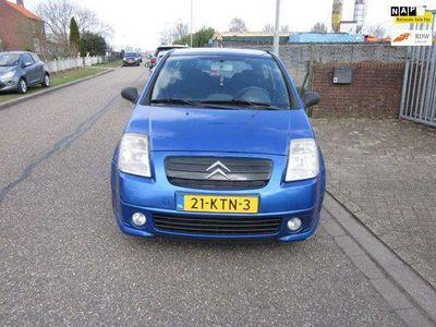 tweedehands Citroën C2 1.4i Plaisir