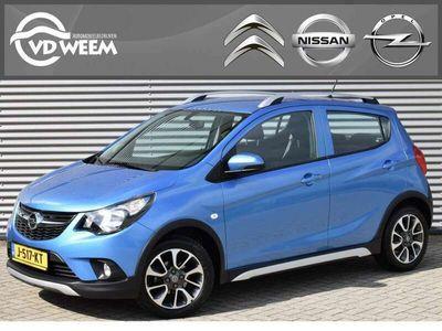 "tweedehands Opel Karl 1.0 Rocks Onl. Ed.   AIRCO   WINTERPAKKET   16"" LMV"