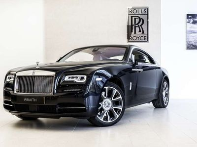 tweedehands Rolls Royce Wraith 6.6 V12, nieuwprijs € 465.150,-