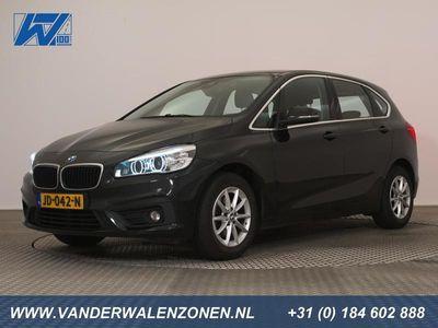 tweedehands BMW 216 2-SERIE Active Tourer d Corporate Lease AUT. ECC NAV LED+ H&K SP.STOELEN 16''
