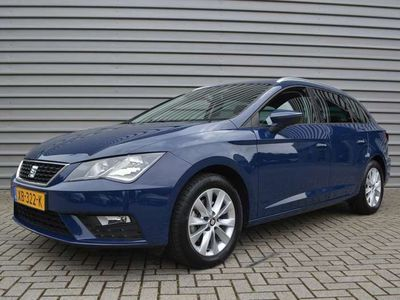 tweedehands Seat Leon ST ST 1.4 TSI 150 PK Style Business Intense VIRTUAL COCKPIT / NAVI / CRUISE / PDC / CLIMA