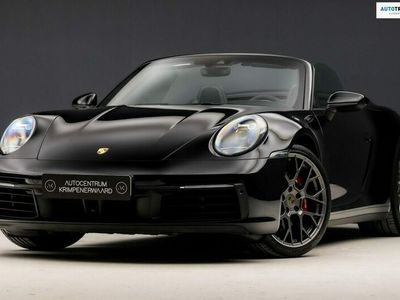 tweedehands Porsche 911 Carrera S Cabriolet 911 Cabrio 3.0 450Pk PDK (SPORT CHRONO, SPORT+ STOELEN, SPORTUITLAAT, LEDER, ALCANTARA, 210K NIEUWP)