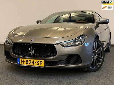 tweedehands Maserati Ghibli 3.0, aankoopkeuring toegestaan, inruil mogelijk, d