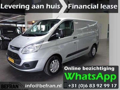 tweedehands Ford Custom Transit2.0 TDCI 130 Pk L1H1 Trend Airco Cruise PDC