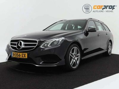 tweedehands Mercedes E500 Estate Prestige Avantgarde B&O Carbon luchtvering