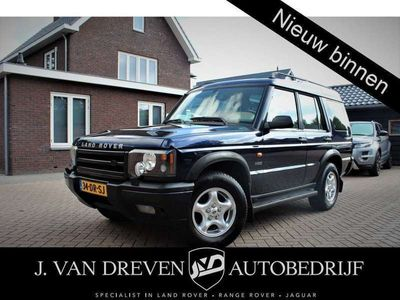 tweedehands Land Rover Discovery 4.0 V8 HSE 7 Personen/4x4/Youngtimer!