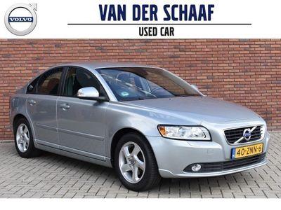 tweedehands Volvo S40 D2 115PK Limited Edition | Navigatie | Leder | Tre