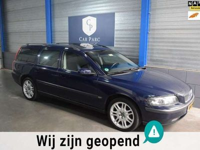 tweedehands Volvo V70 2.4 Edition I 7PRS/NETTE AUTO/SCHUIFDAK/LMV/CRUISE