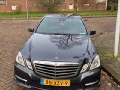 tweedehands Mercedes E300 300 CDI BH.Ed.Sp.AMG