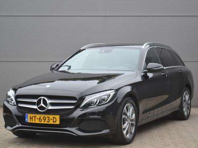 tweedehands Mercedes E350 C-Klasse EstateLE Avantgarde, (PRIJS = EXCL. BTW) Burmester, Camera, Comand, Led, LMV.