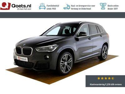 "tweedehands BMW X1 sDrive20i M-Sportpakket - 19"" - LED - PDC - Naviga"