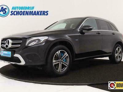 tweedehands Mercedes GLC350 4MATIC Exclusive ( EX BTW )