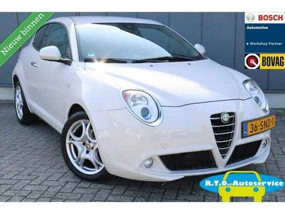 tweedehands Alfa Romeo MiTo 1.3 JTDm ECO Essential LEDEREN BEKLEDING !!