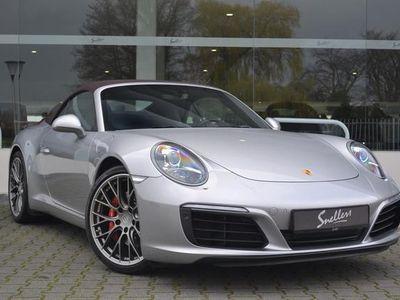tweedehands Porsche 911 Carrera S Cabriolet 991 3.0 MKII 420 pk btw auto
