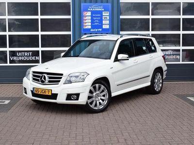 tweedehands Mercedes GLK220 CDI 4-MATIC AUTOMAAT