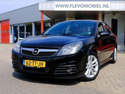 tweedehands Opel Vectra GTS 1.8-16V Executive Leder Navi Clima LMV