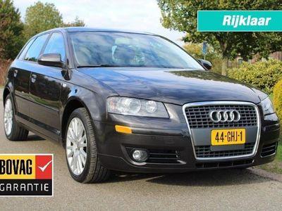 tweedehands Audi A3 Sportback 2.0TFSI 200pk ECC/cruise/leer/schuifdak/1e eigenaar