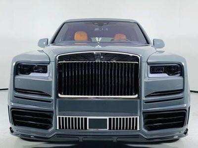 tweedehands Rolls Royce Cullinan Mansory