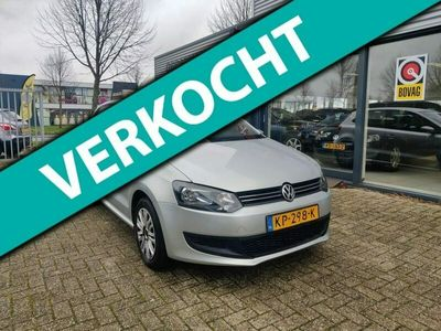 tweedehands VW Polo 1.4-16V Highline Airco, Navi, Trekhaak, Veel opties
