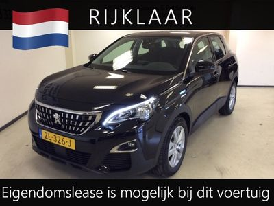 tweedehands Peugeot 3008 1.2 PureTech Blue Lease Executive | NL auto!
