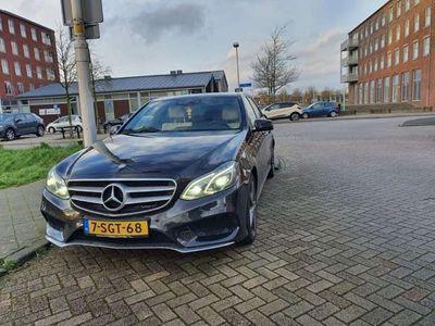 tweedehands Mercedes E250 250 CDI Pres. Avant.