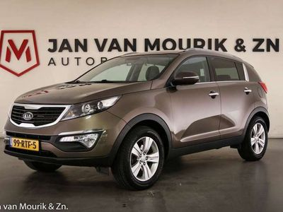 tweedehands Kia Sportage 2.0 X-ecutive Plus Pack | LEDER | CLIMA | CRUISE |
