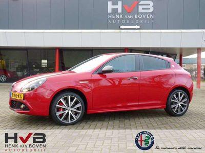 "tweedehands Alfa Romeo Giulietta 1.4 Turbo MultiAir Super Sport Special edition ""Imola"""