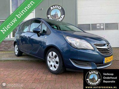 tweedehands Opel Meriva 1.4 Turbo Business+, Airco, trekhaak, cruise control, etc.