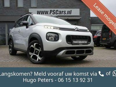 tweedehands Citroën C3 Aircross 1.2 PT 110pk CarPlay/Cruise/Clima/Velgen