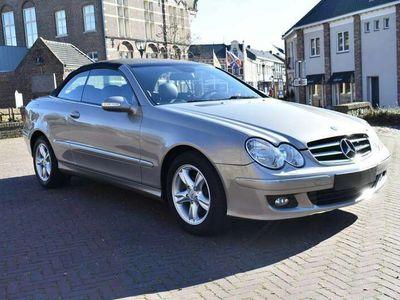tweedehands Mercedes CLK200 Cabriolet Kompressor Automaat Avantgarde / Leder /
