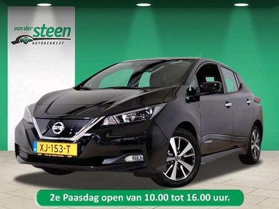 tweedehands Nissan Leaf N-CONNECTA 40 kWh AUT. EX. BTW / - € 2000,- SUBSID