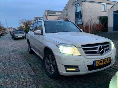 tweedehands Mercedes GLK200 CDI Bns Class | Aut 7 | Leder | dealer onh