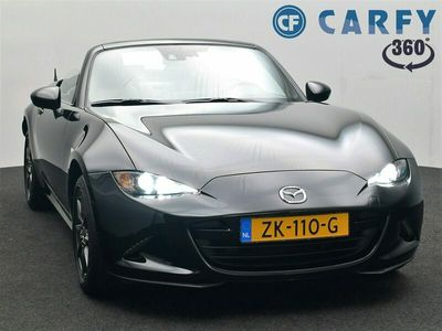 tweedehands Mazda MX5 1.5 131 pk GT-M leer | Carplay | navi