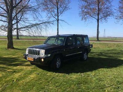 tweedehands Jeep Commander 3.0 V6 CRD Limited