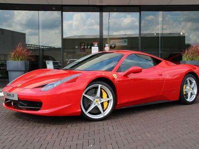 tweedehands Ferrari 458 Italia volledig dealer onderhouden