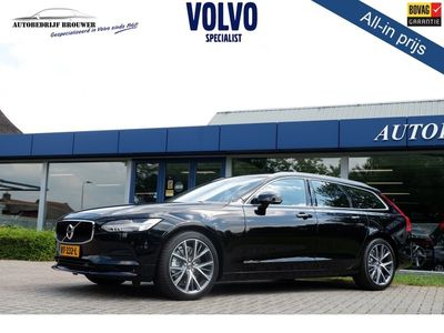 tweedehands Volvo V90 2.0 T5 245PK GEARTRONIC-8 ANNIVERSARY EDITION ADAP.CRUISE |Feb-18| *all in prijs*