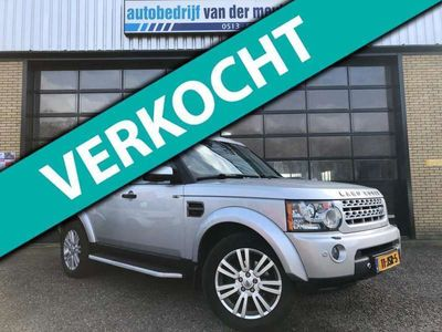 tweedehands Land Rover Discovery Discovery 2.7 TdV6 SE HSE 7 ZITTER model4!