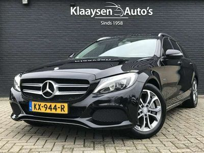 tweedehands Mercedes C350 Estate e Lease Edition Hybrid | 1e eigenaar | deal