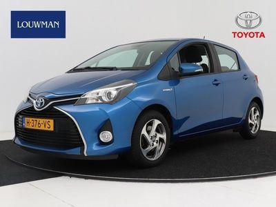 tweedehands Toyota Yaris 1.5 Hybrid Lease Automaat